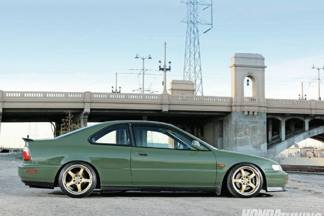 1996 Honda Accord Follow The Leader Cfimotorsportscom The